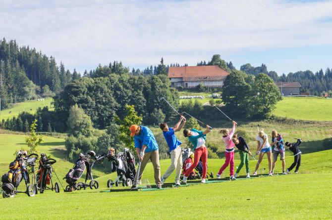 Golfplatz Wiggensbach