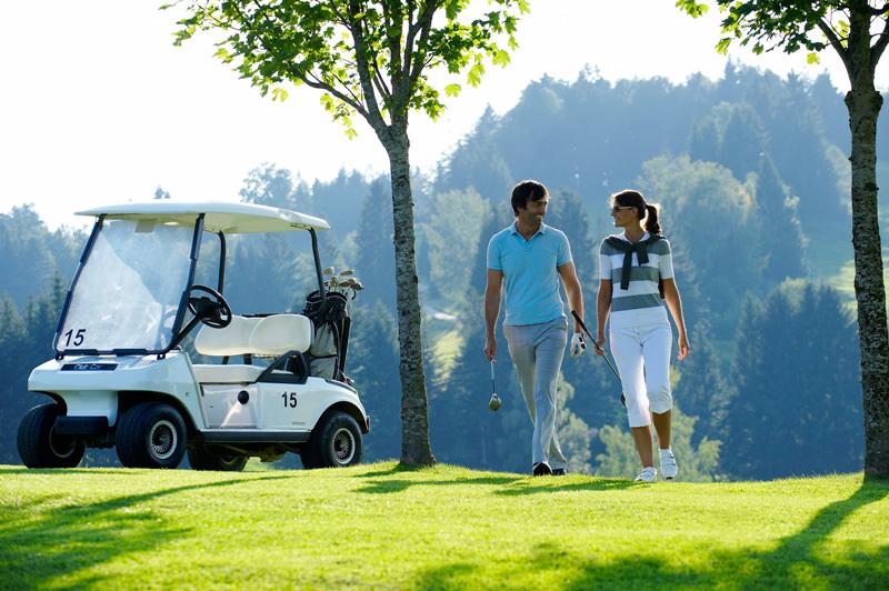 Oberstaufen plus golf for Oberstaufen golf